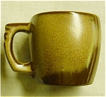 Click here to enlarge image and see more about item 33s: Frankoma Coffee Cup