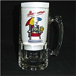 Click here to enlarge image and see more about item 342s: Spuds MacKenzie Beer Mug