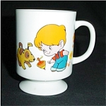 Click here to enlarge image and see more about item 350s: Japan Mug