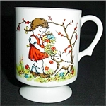 Click here to enlarge image and see more about item 351s: Coffee Cup Made in Japan