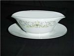Click here to enlarge image and see more about item 35s: Florentine Fine China Gravy Boat