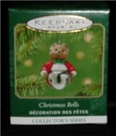 Christmas Bells Mini Hallmark Ornament