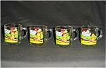Click here to enlarge image and see more about item 366s: McDonalds Garfield Coffee Mugs