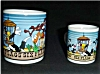 Click to view larger image of Warner Bros. Six Flags Coffee Mug Set (Image2)