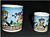 Click to view larger image of Warner Bros. Six Flags Coffee Mug Set (Image2)