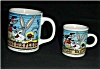 Click to view larger image of Warner Bros. Six Flags Coffee Mug Set (Image3)