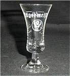 Click here to enlarge image and see more about item 373s: Jagermeister Shot Glass
