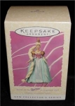 Click here to enlarge image and see more about item 376h: Barbie as Rapunzel Hallmark Ornament