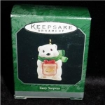 Tasty Surprise Miniature Hallmark Ornament