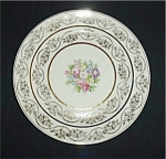 Click here to enlarge image and see more about item 386s: Taylor Smith & Taylor Bread and Butter Plate