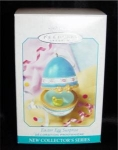 Click here to enlarge image and see more about item 38h: Hallmark Easter Ornament