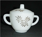 Federal Glass Sugar Bowl