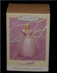 Click here to enlarge image and see more about item 395h: Springtime Barbie Hallmark Ornament