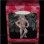 GI Joe Action Soldier Hallmark Ornament