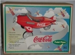Click here to enlarge image and see more about item 420: Coca Cola Pedal Plane
