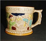Click here to enlarge image and see more about item 429s: Apex Mustache Stein