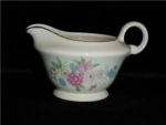 Click here to enlarge image and see more about item 435: Edwin Knowles Semi Viterous Creamer
