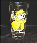 Click here to enlarge image and see more about item 441ss: Rescuers Bernard Walt Disney Glass