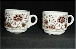 Click here to enlarge image and see more about item 442s: Steelite Coffee Mugs Set of 2