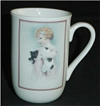 Click to view larger image of 1985 Bessie Gutmann Coffee Mug (Image1)