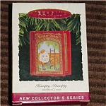 Click here to enlarge image and see more about item 447h: Humpty Dumpty Hallmark Ornament