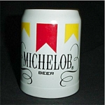 Click here to enlarge image and see more about item 452s: Ceramarte Michelob Beer Stein
