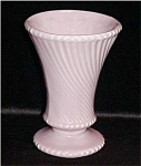 Click here to enlarge image and see more about item 453ss: McCoy Pink Vase