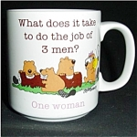 Click here to enlarge image and see more about item 461s: Russ Funny Mug