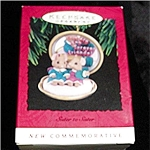 Sister to Sister 1993 Hallmark Ornament