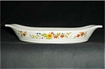 Click to view larger image of Sweet Flowers Casserole Dish (Image1)