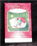 A Little Nap 2001 Hallmark Ornament
