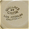 Click to view larger image of Wallace China Cup and Saucer Set (Image3)