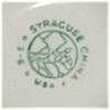 Click to view larger image of Syracuse China Coffee Cups Set of 2 (Image2)