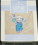 Click here to enlarge image and see more about item 498h: 1993 Son Hallmark Ornament
