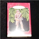 1999 Star Wars Chewbacca Hallmark Ornament