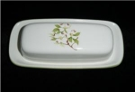 Click here to enlarge image and see more about item 509:  Butter dish