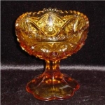 Click here to enlarge image and see more about item 512: Amber Candy Compote