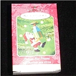 Click to view larger image of 2001 Peek-A-Boo Present Hallmark Ornament (Image1)