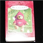 Click to view larger image of 2001 Ready Teady Hallmark Ornament (Image1)
