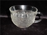 Click here to enlarge image and see more about item 520: Anchor Hocking Sandwich Coffee Cup