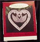 Click here to enlarge image and see more about item 527h: 1993 Our 1st Christmas Hallmark Ornament