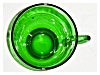 Click to view larger image of Anchor Hocking Green Cup (Image2)