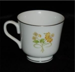 Click here to enlarge image and see more about item 531: Ekco International Teacup