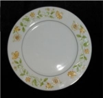 Click here to enlarge image and see more about item 533: Ekco International Bread & Butter Plate