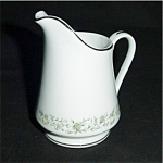 Click here to enlarge image and see more about item 535s: Mikasa Fine China Creamer