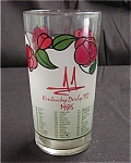 1986 Kentucky Derby Libbey Glass