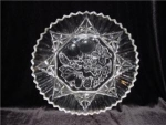 Click here to enlarge image and see more about item 541: Federal Glass Platter