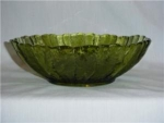 Click here to enlarge image and see more about item 544: Green Salad bowl