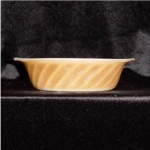 Click here to enlarge image and see more about item 553: Fire King Copper Tint Bowl