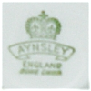 Click to view larger image of Aynsley England Bone China Cup (Image3)
